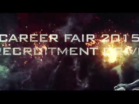 USM Engineering Campus Career Fair 2015 Recruitment Video