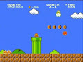 Super Mario Bros. (NES) Complete Walkthrough (Part 1)
