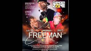 FREEMAN-NDEGA ...(golden mile riddim).wmv