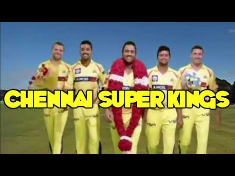 Rap Battle - Chennai Super Kings VS Sunrisers Hyde