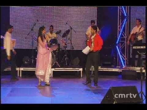 Nila nee vaanam song by Chinmayi - Chennai Rhythms Orchestra...