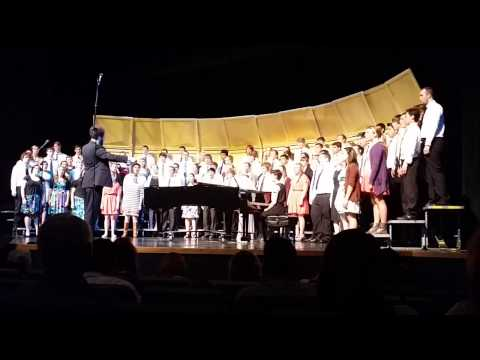 Canby High School Mixed Choir: Bogoroditse Devo