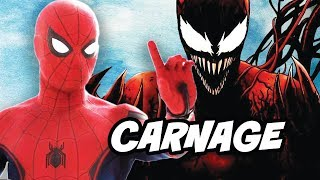 Spider Man Homecoming Trilogy Carnage WTF Explained