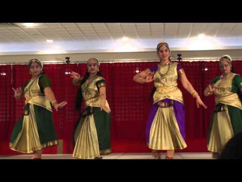 Aigiri Nandini   Guruvayoorappan templeSowparnika Dance Academy...