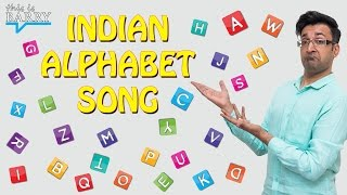 Indian Alphabet Song (Original)