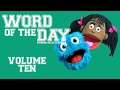 Fluffy Friends - Word of the Day: Volume 10