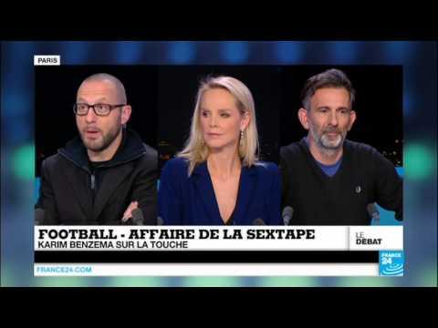 """Affaire de la """"sextape"""" : Karim Benzema sur la touche"""
