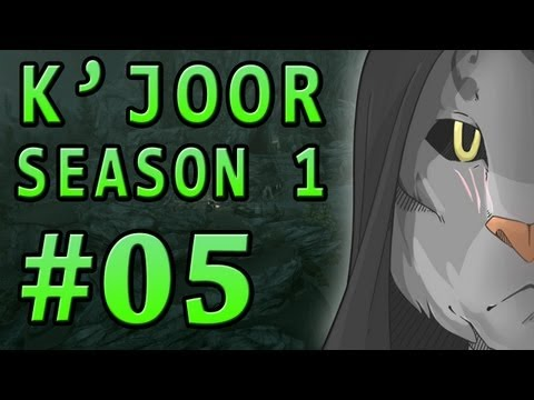 05 | Let's Play Skyrim With K'joor (season 1) - stealth And Discretion! video