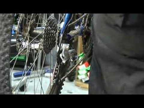 6 - Advanced Rear Derailleur Adjustment