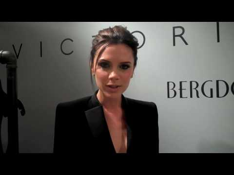 Five Questions for Victoria Beckham