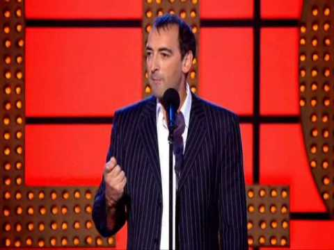 Alistair McGowan Live At The Apollo Part 1