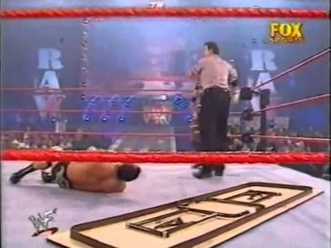 WWF Raw 10/1/01 Full Show HQ