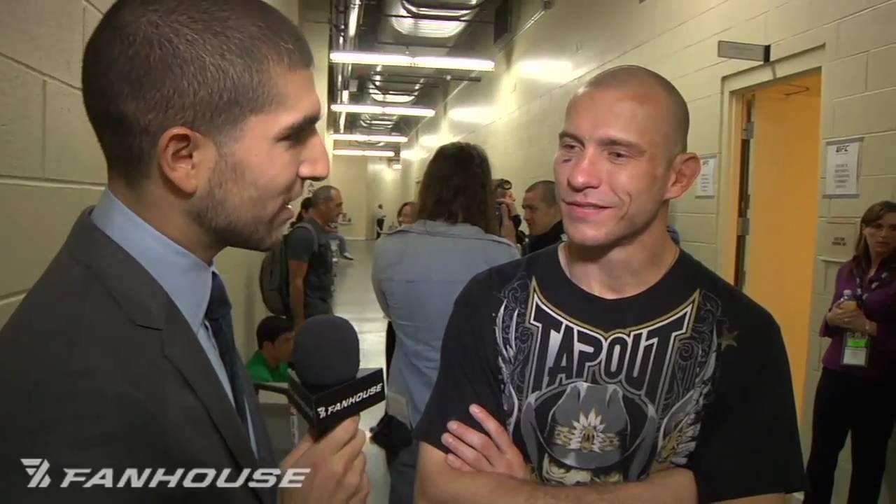 Brittney Palmer Dating Donald Cerrone UFC 126 Emotional Donald