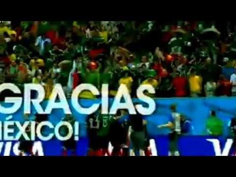 Goles Mexico Brasil 2014