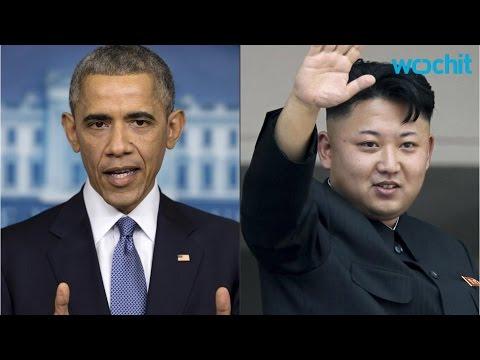 Kim Jong-Un -- That 'Monkey' Obama Jacked Our Internet