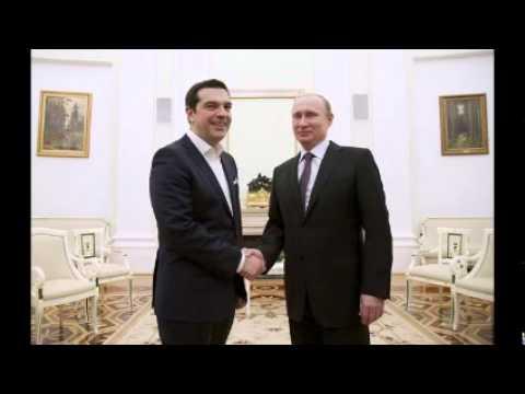 Greek PM Tsipras meets Putin in talks that irk EU