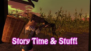 Story Time & Other Stuff! (Second Life)
