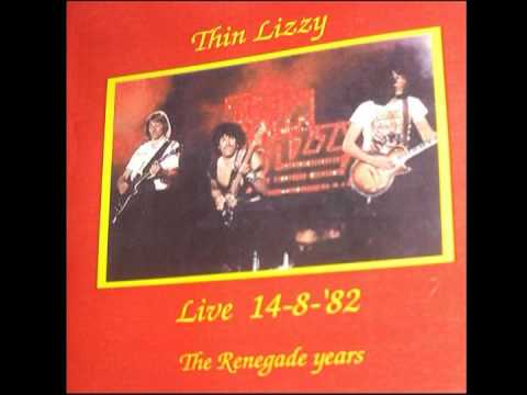 ThIn Lizzy - Don't Believe A Word Live 1981