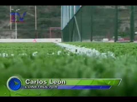 Parque Xtremo cuenta con cancha sintética