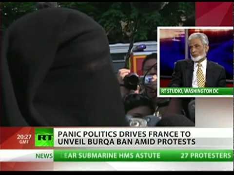 France burqa ban: Panic Politics
