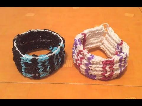 bracelet rainbow loom avec prenom videolike. Black Bedroom Furniture Sets. Home Design Ideas