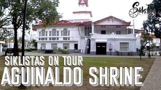 Siklistas On Tour To Aguinaldo Shrine | The Ancestral Home of Philippines First President