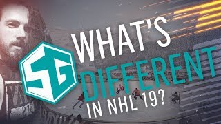Whats Different in NHL 19?