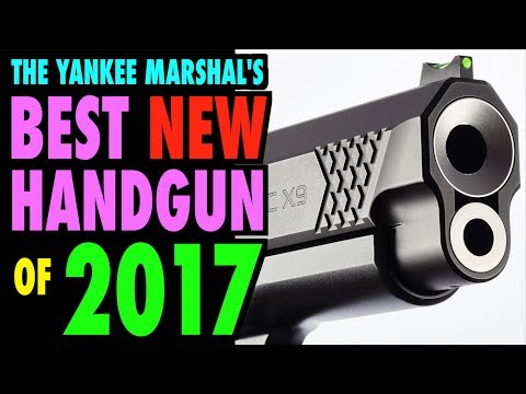 Best New Handgun of 2017