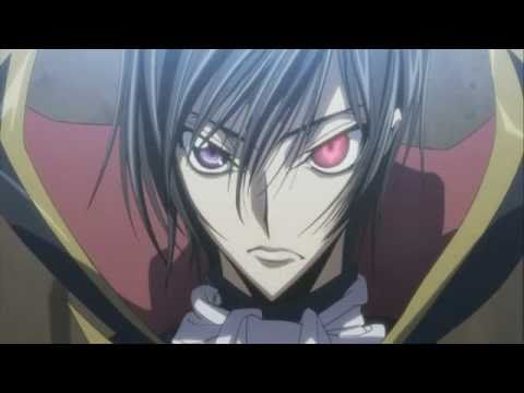 Code Geass - World So Cold- video