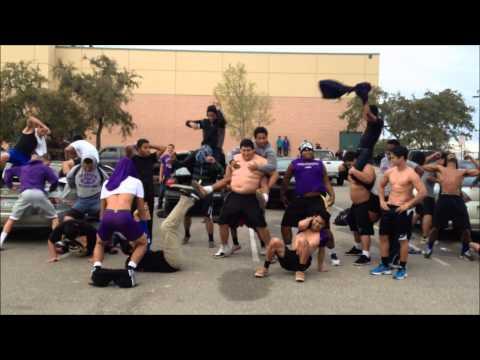 Earl Warren High School (athlete version) Harlem Shake