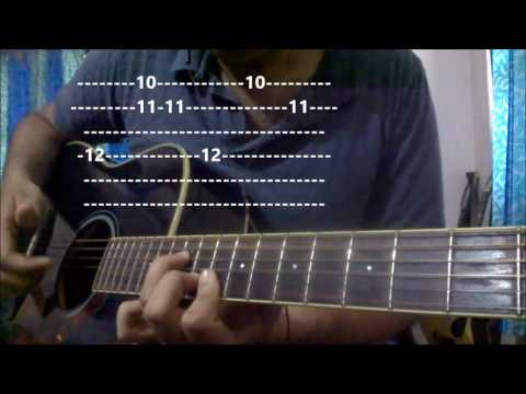 Say - John Mayer Guitar Intro Lesson | No capo | Standard Tuning