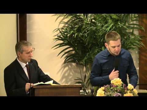 Sermon: Get Involved