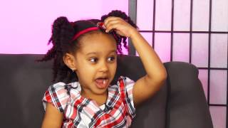 Interview With The Sweet Smart Ethiopian Kid Elu