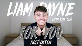 Download Lagu Liam Payne with Rita Ora | For you (First Listen) Gratis STAFABAND