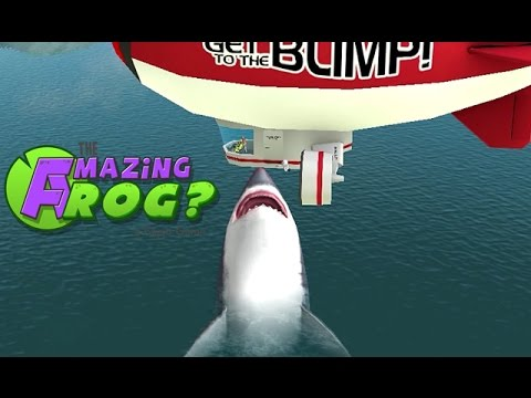 The Amazing Frog? - Messing with Mega Shark - Part 35