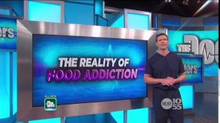 The Doctors TV Show on Food Addiction with Brad Lamm
