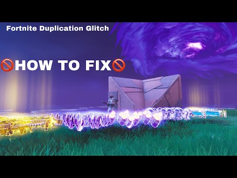 This Duplication Glitch Is Killing Save The World (HOW EPIC CAN FIX IT) Fortnite Save The World