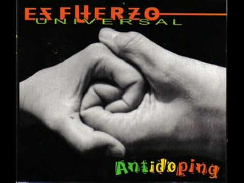 Antidoping - Esfuerzo Universal