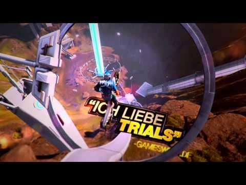 Launch Trailer - Trials Fusion [DE]