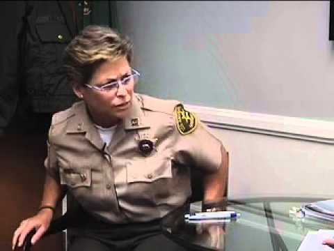 Around the Peninsula: Los Angeles County Sheriff Department's Captain Ronene Anda Part Two