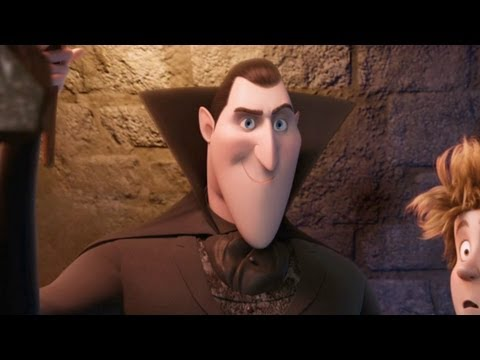 Hotel Transylvania Trailer Official 2012 [1080 HD] - Selena Gomez, Adam Sandler