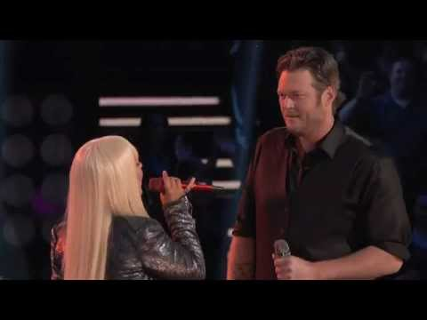 Christina Aguilera &amp; Blake Shelton - Just A Fool (Unofficial Music Video)