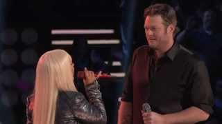 Christina Aguilera Blake Shelton Just A Fool Unofficial Music Audio