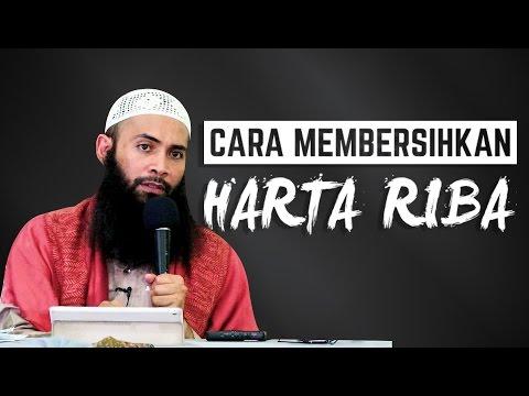 Video Singkat: Cara Membersihkan Harta Riba' - Ustadz Dr. Syafiq Riza Basalamah, MA