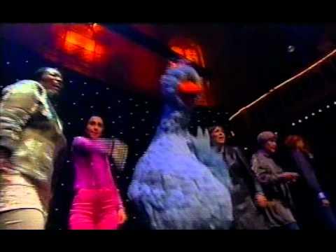 Sesamstraat in Paradiso - Frank Groothof - Feest