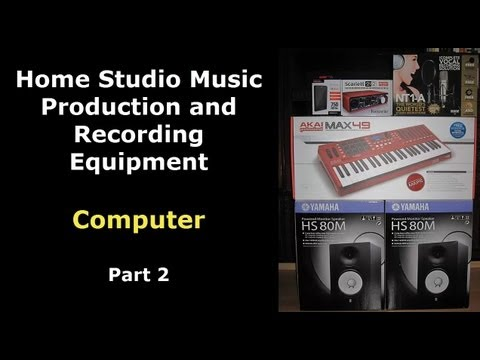 Best computer for music production - Mac vs PC