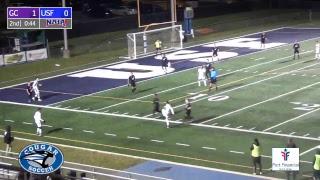 USF Men's Soccer vs Goshen