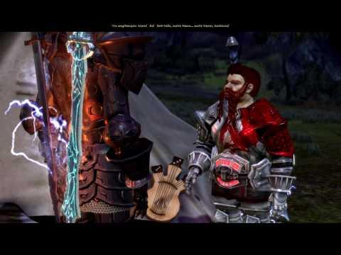 Dragon Age: Origins - пьяный Огрен (ч.1)
