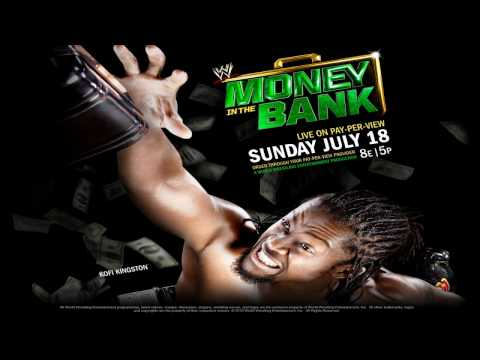 """WWE: Money In The Bank 2010 Theme Song """"Money"""" by I Fight Dragons"""