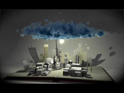 Pop-up Book 3D Animation with Softimage - Hamburg